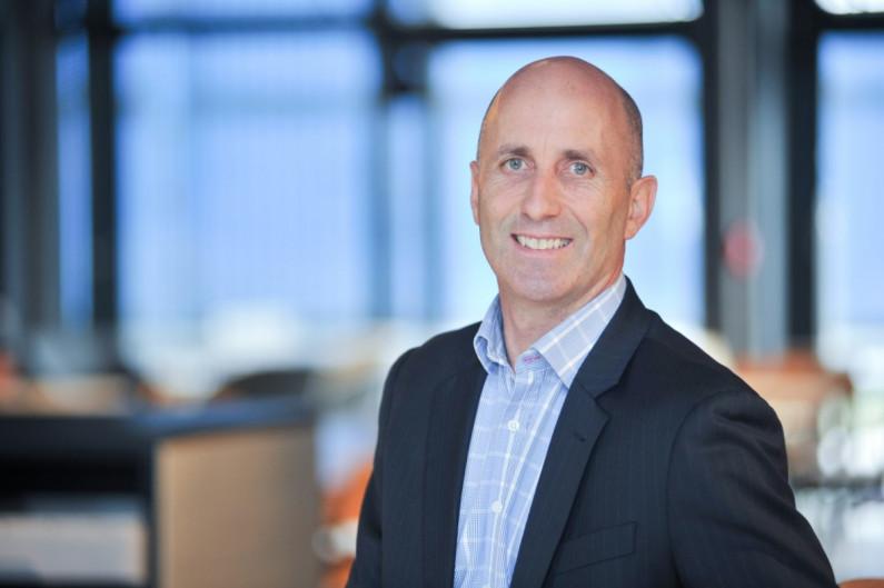 NZTech CEO Graeme Muller